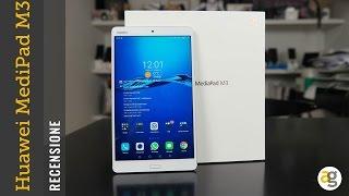 RECENSIONE Huawei MediaPad M3