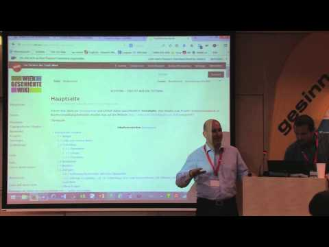 SMWCon Fall 2014, Tutorial 04, Franz Borrmann, Getting Started With Semantic MediaWiki
