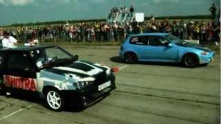 Авто фестиваль в Самаре CAR-FEST 2012
