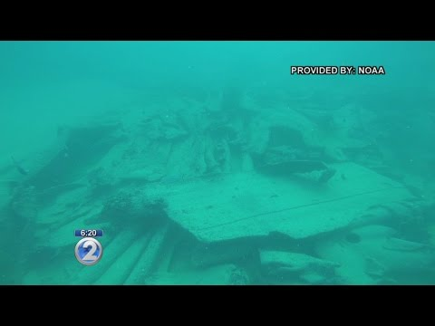 Remains of WWII-era tanker discovered in NW Hawaiian Islands waters