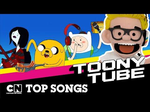 Toony Tube | Adventure Time Songs | Cartoon Network UK
