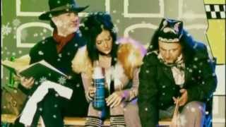 Лягу прилягу - СЯБРЫ  Новогодняя программа ОНТ клип 2006г :)