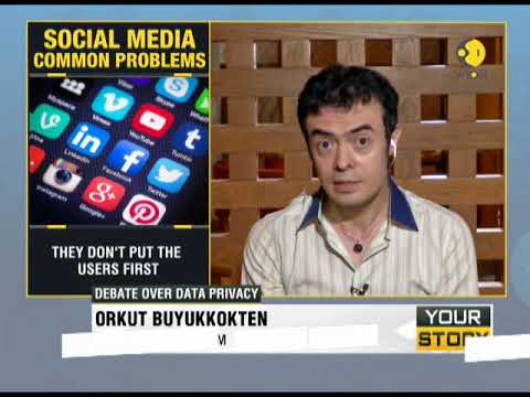 Orkut Founder Orkut Büyükkökten launches Hello network and talks about data privacy