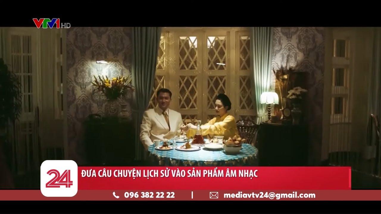 Hòa Minzy và việc đưa câu chuyện lịch sử vào sản phẩm ẩm nhạc | VTV24
