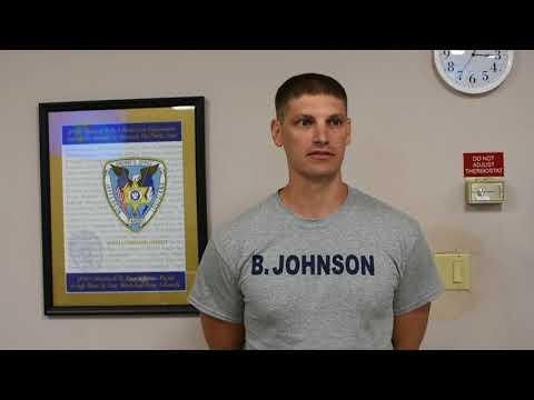 Recruit Brett Johnson