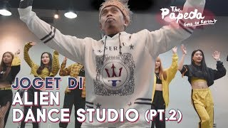 The Papeda  Eps 2 - Joget Di  Alien Dance Studio