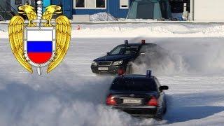 Показательные выступления ГОН ФСО России 2015