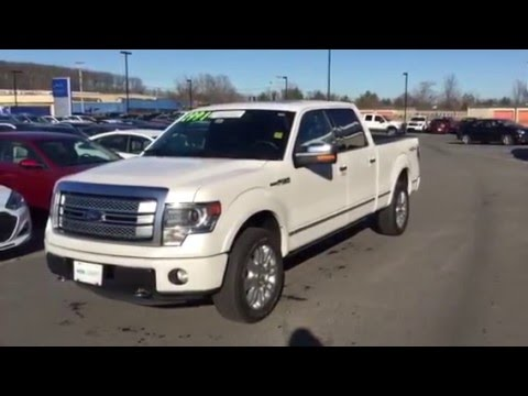 2014 F150 Platinum >> Lowest Price Best Price 2014 Ford F 150 Platinum