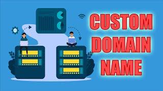 how to host a webṡite locally - ANY CUSTOM DOMAIN NAME
