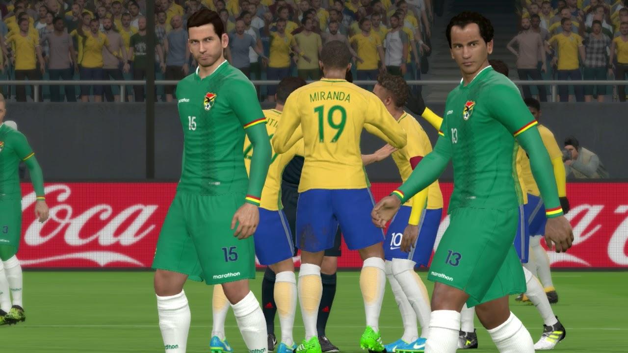 brazil vs bolivia - photo #13