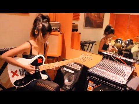 Black Veil Brides - Knives and Pens Guitar Cover