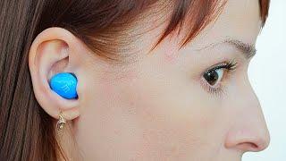 M&M'S STUCK IN EAR