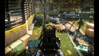 Crysis 2 Bölüm 1 Dünyanın Çivisi Çıkmış
