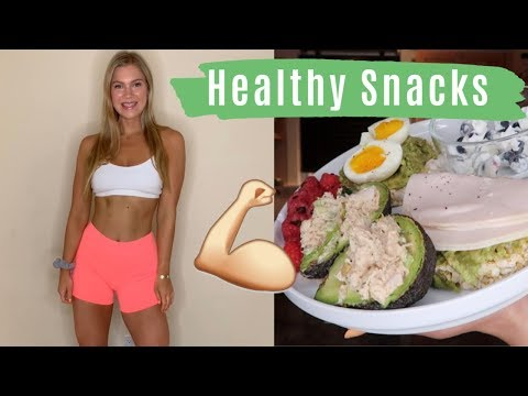 QUICK HEALTHY SNACKS (on a diet!)