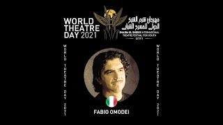 FABIO OMODEI - Italy - SITFY 2021 - International theatre Day