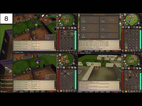 Corp Boosting 4+3 (40+ kills/hr)