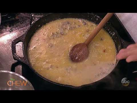 Michael Symon's Biscuits And Gravy Skillet | The Chew