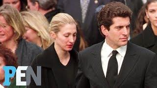How Princess Diana's Death Shook JFK Jr. Wife Carolyn Bessette Kennedy | PEN | People