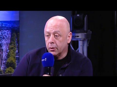 Thierry marx de casque bleu cuisinier youtube for Cuisinier marx