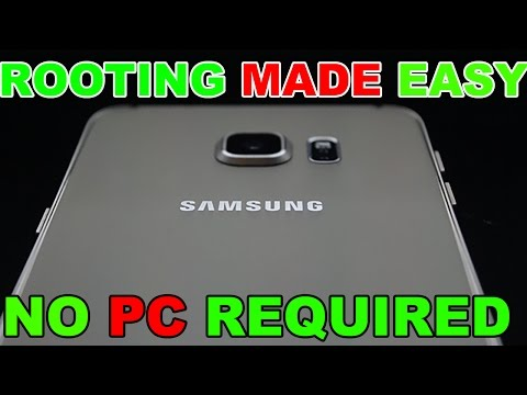 How To Root Almost Any Android Device Without A Computer - The One Touch Method | Get Fixed