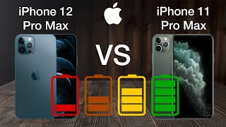 iPhone 12 Pro Max Vs iPhone 11 Pro Max - iPhone 12 Pro Max Battery Life Review to be better?