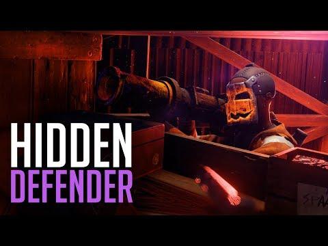THE HIDDEN DEFENDER - Rust