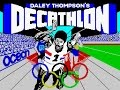 ZX Spectrum Longplay [041] Daley Thompson's Decathlon