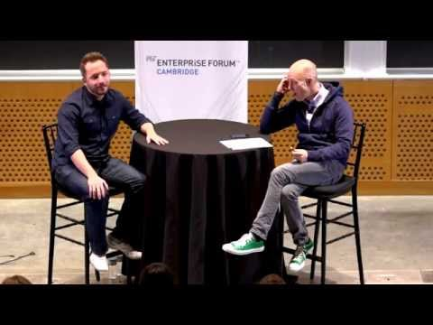 """""""The War for Talent"""" Fireside Chat with Drew Houston, CEO and cofounder of Dropbox"""