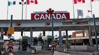 Канада 127: Как вернуться в Канаду, если нет карты постоянного жителя