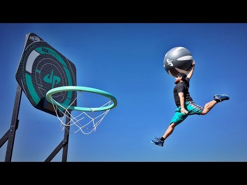 Giant Nerf Edition | Dude Perfect