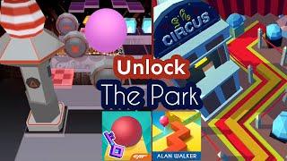 Rolling Sky - Top 3 Alan Walker's Illogical Levels