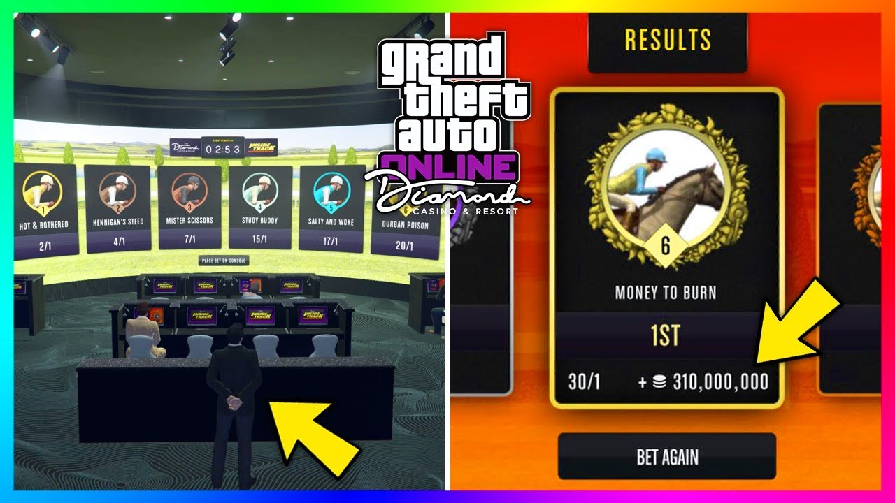 Gta Online Casino Inside Track