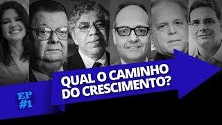 DELFIM NETO, MENDONÇA DE BARROS, SAMUEL PÊSSOA, MARCOS MENDES E OTAVIANO CANUTO MOSTRAM OS CAMINHOS
