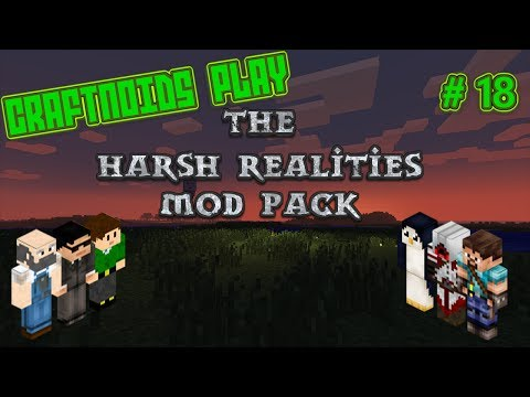 Craftnoids  Harsh Reality Series  Episode 18  Dingham to the Rescue, again.