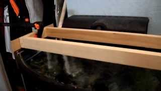 Bow Fish Tank Hood Modification Diy Pt01