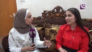 لقاء الطالبة رغد محمد ذوابي 99.6 الفرع العلمي – بلدة عنبتا