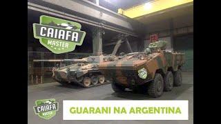 Guarani Na Argentina, Imagens Do Guarani Armado Com REMAX A Caminho De Passo De Los Libes!