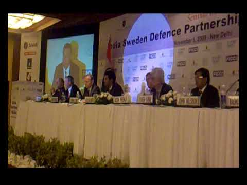 INDIA SWEDEN DEFENCE PARTNERSHIP PART 1