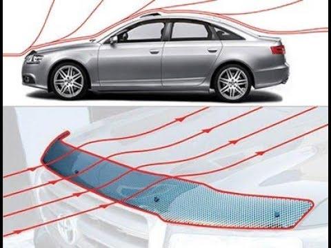 Установка дефлектора капота - на примере Opel Corsa C