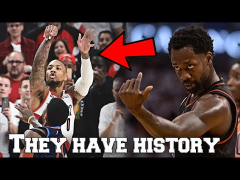 Nobody Knows This About Damian Lillard's Rivalry with Paul George & Patrick Beverley (Ft. IG Beef)