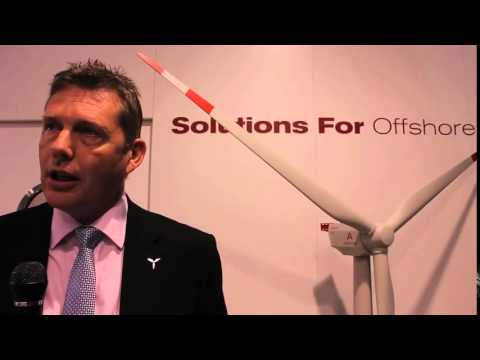 AREVA Interview: Offshore wind manufacturing