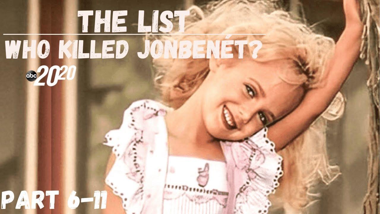 Download The List: Who Killed JonBenét? l 20/20 l PART 6 - 11