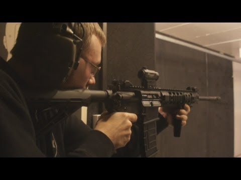 Visit to the BluCore Shooting Center
