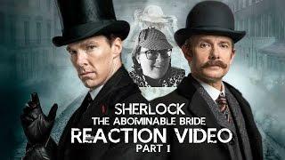 SHERLOCK TAB REACTION Part 1