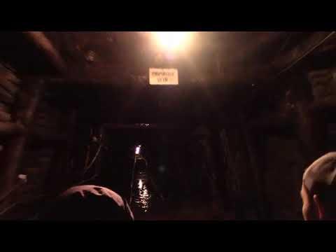Pioneer Tunnel Coal Mine Train At Ashland, PA 5-26-19