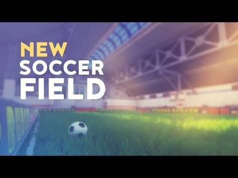 NEW SOCCER FIELD GAMEPLAY! (Fortnite Battle Royale)