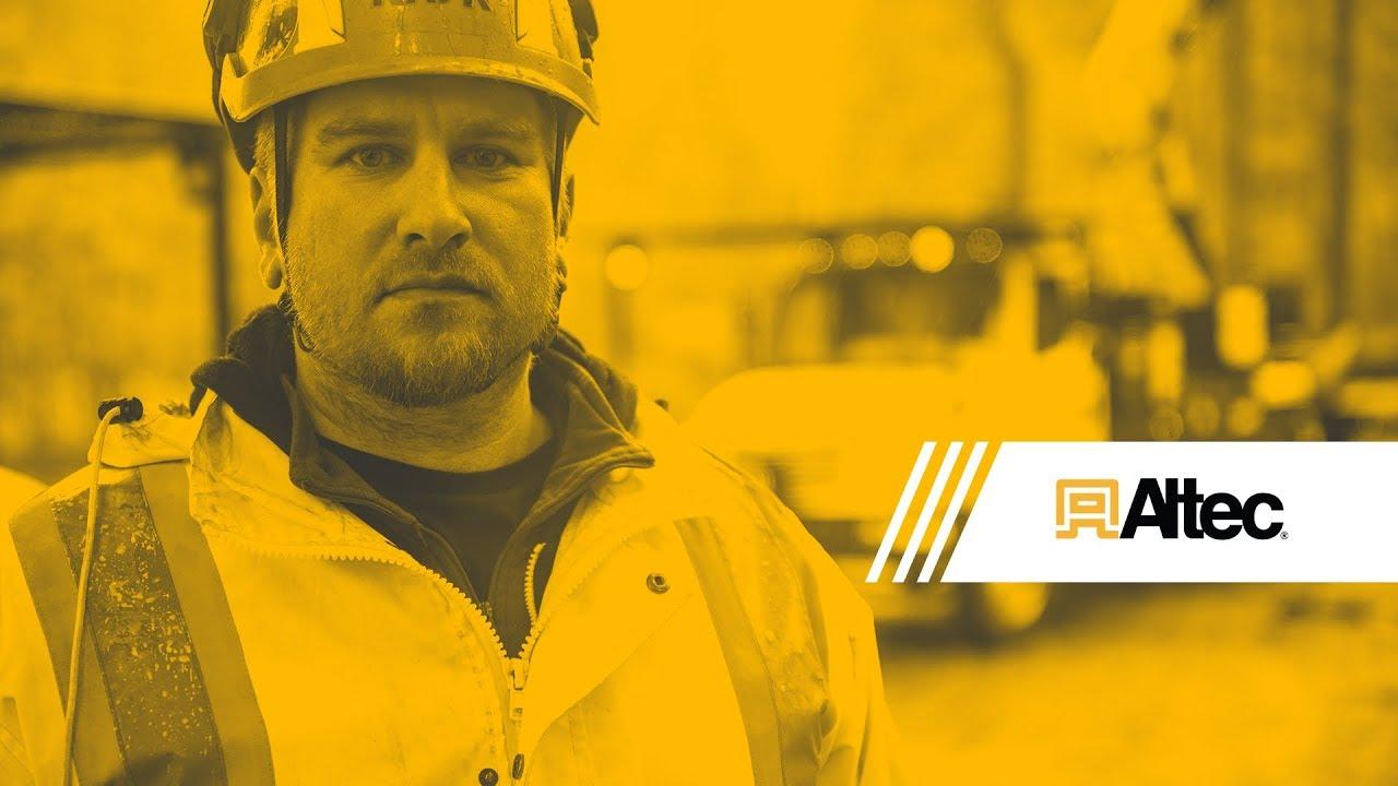 Altec Inc – Aerial, Digger Derrick, Crane, Tree Care and Utility