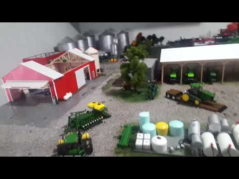 Dogtown Ag, a new direction on my farm toy display