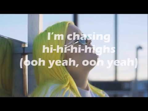 ALMA – Chasing Highs (Lyrics)