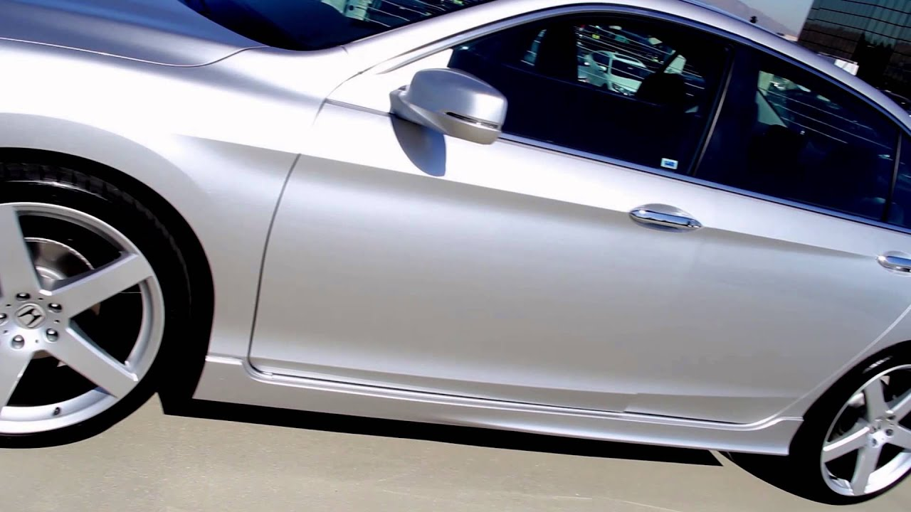 Keyes Woodland Hills >> RAMINIZED SERIES: Custom 2014 Honda Accord EX-L - Keyes ...